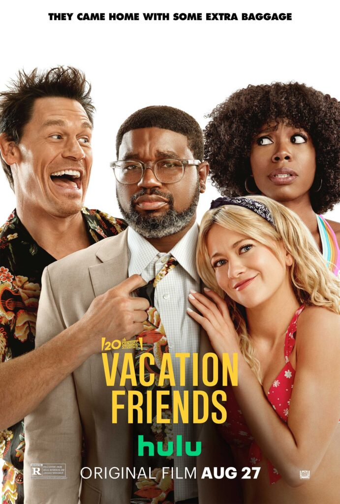 Vacation Friends Poster