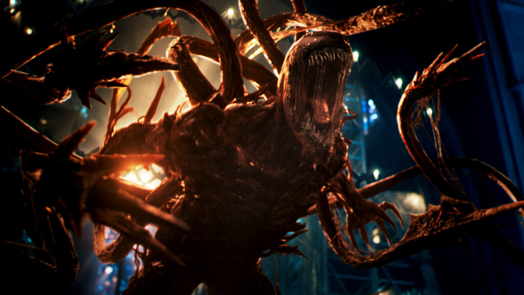 Carnage from Venom: Let There Be Carnage