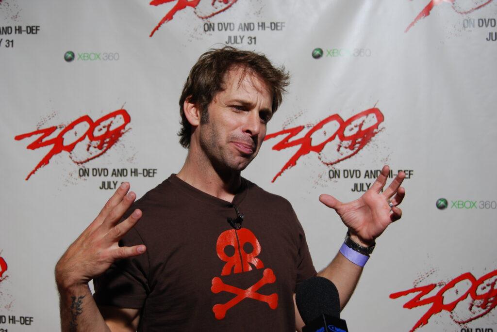 Zack Snyder - Comic-Con 07