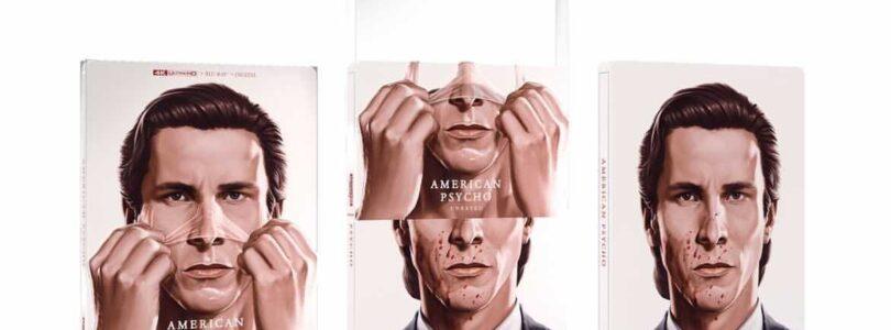 American Psycho 4KUltraHD Steelbook
