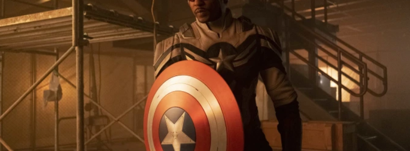 Anthony Mackie will star in Captain America 4