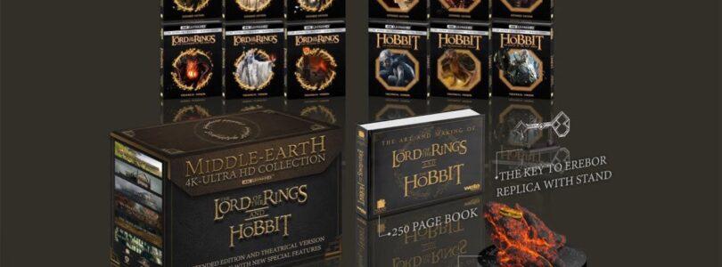 LOTR and Hobbit 4K Boxset
