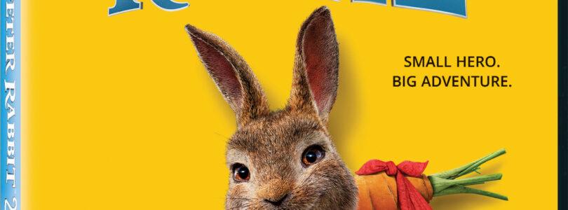 Peter Rabbit 2 4K Cover Art