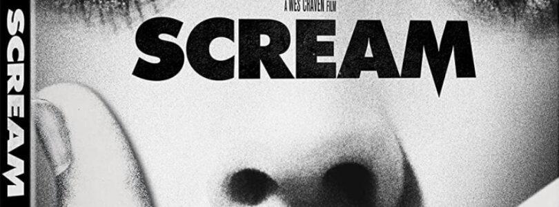 Scream 4K Cover Art