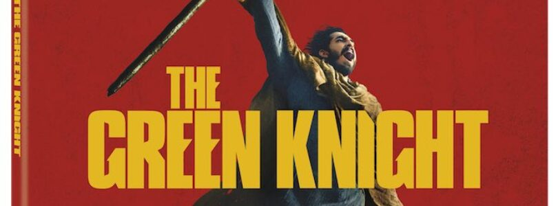 The Green Knight 4K Cover Art