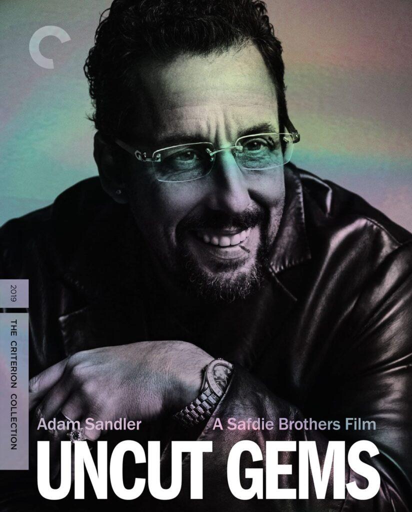 Criterion Uncut Gems 4K Art