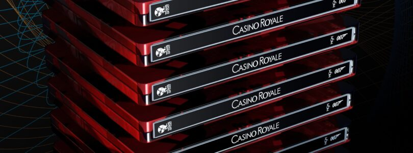 *Updated – Casino Royale the Next Steelbook from Titans of Cult