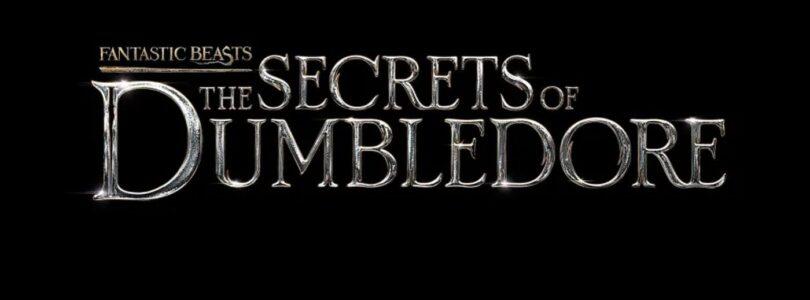 Fantastic Beasts: The Secrets of Dumbledore Title
