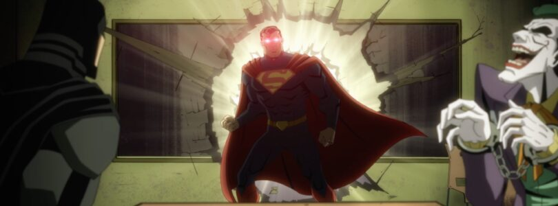 Trailer of DC Animation's Injustice and Some Stills