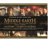 4K UltraHD Middle-Earth Ultimate Collector's Edition Details
