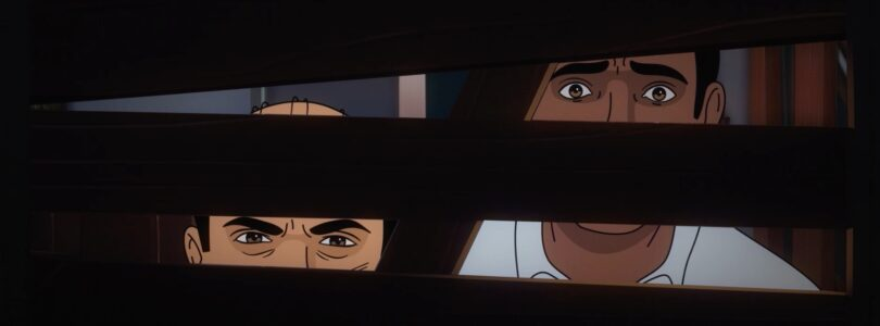 Stills from Night of the Animated Dead