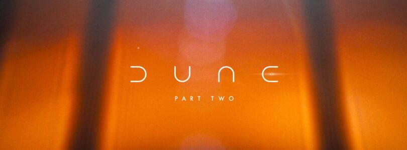 Denis Villeneuve's DUNE is getting a PART Two