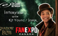 Kit Young Fan Expo Interview