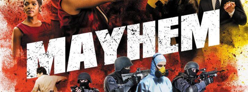 Mayhem – 31 Nights of Halloween Review