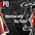 Ray Fisher Fan Expo Interview