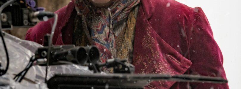 Timothée Chalamet Posts First Look at His Wonka